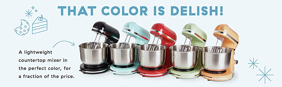 Mixer, Stand Mixer, Delish Baking, Cakes, Cookies, Desserts, Treats, 3qt