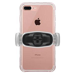 Belkin Support de Voiture pour Grille d'Aération Compatible iPhone 11, 11 Pro, 11 Pro Max