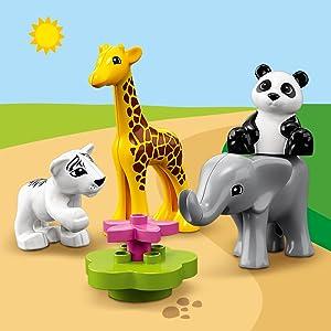 Lego DUPLO 10904 Bay Animals BNIB