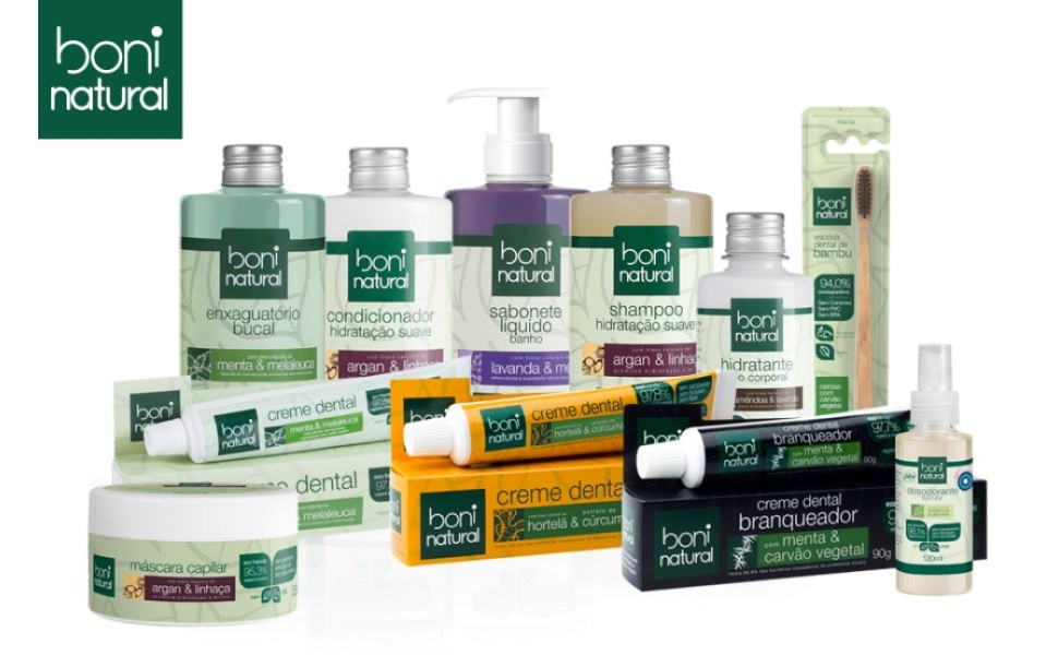 boni natural, natural, vegano, vegetal, condicionador para cabelos oleosos, cabelos secos
