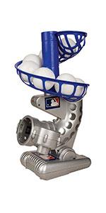 baseball automatic pitching machine, baseball pitcher, baseball accessories, automatic baseball