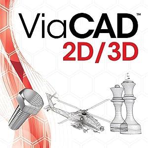PunchCAD, ViaCAD 2D/3D, CAD, Design Software, modeling, DIY, 3D Printing, Printer, blueprint, spline
