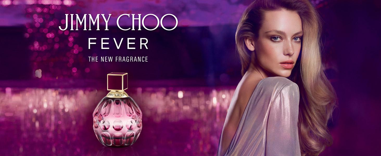 c2bacc95b5e Amazon.com  JIMMY CHOO Fever Eau De Parfum Floral Gourmand
