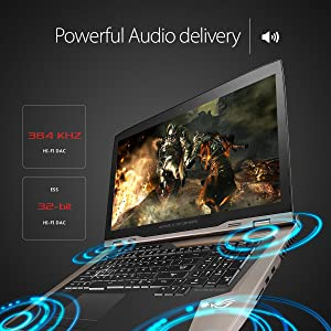 ASUS ROG GX800VH Liquid-Cooled Gaming Laptop 18.4-inch 4K G-SYNC Intel Core i7-7820HK Dual GTX 1080
