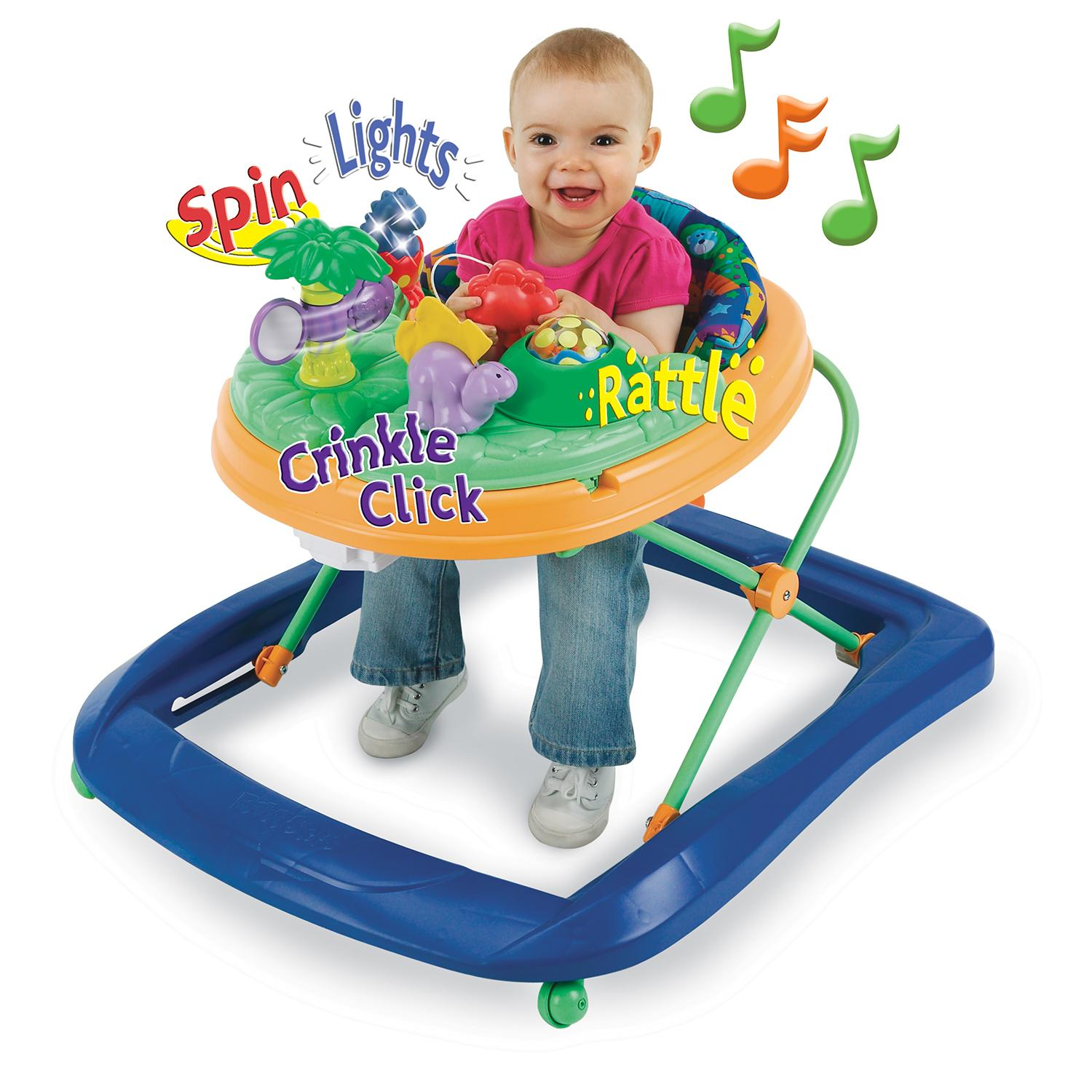 Amazon Safety 1st Sounds n Lights Discovery Walker Dino