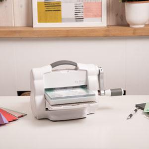 "Sizzix Big Shot Plus A4 Manual Die Cutting And Embossing machine 660020 21cm 9/"""