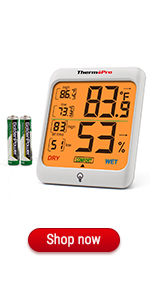 thermopro hygrometer