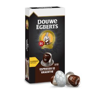 douwe egberts nespresso cups espresso