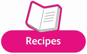 150 built-in recipes, Cook4Me+