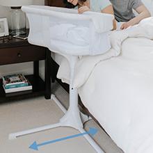 base tucks under bed