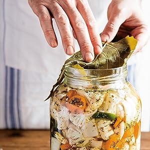 Fermented Vegetables Technique
