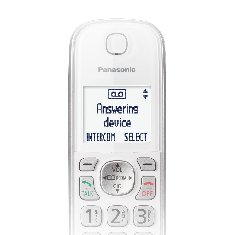 calls answering machine
