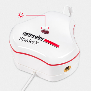 Datacolor Spyder5pro Monitor Calibration Tool Camera Photo