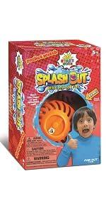 splash out