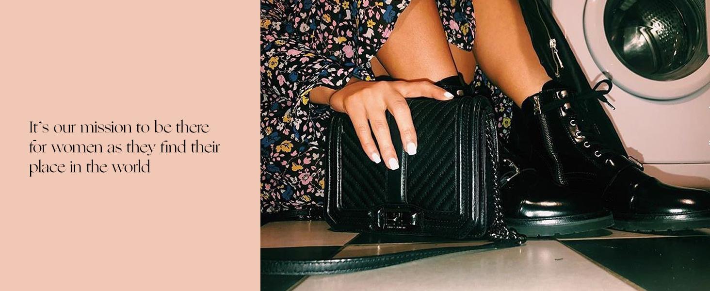 Rebecca Minkoff handbag, Small Love