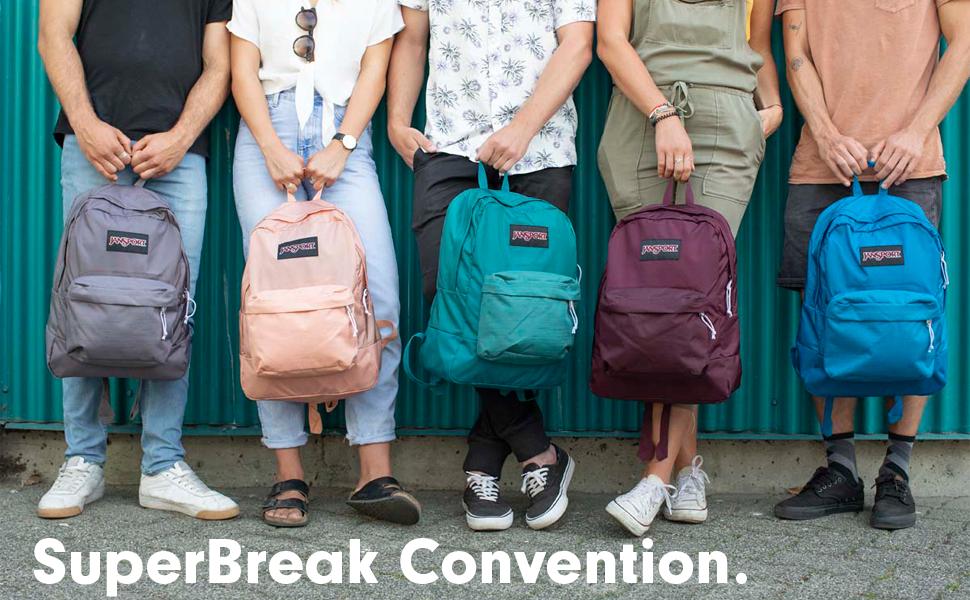 SuperBreak Convention.