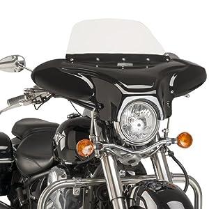 Customacces AZ1500N Top case Mercedes 25L 07-16 VN900B Kawasaki VN 900 Classic