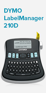 dymo 210 label maker