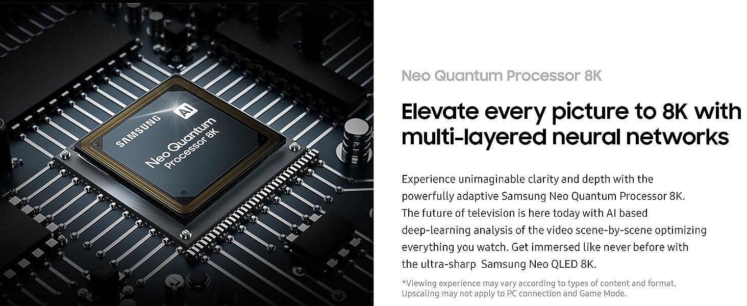 Neo Quantum Processor 8K