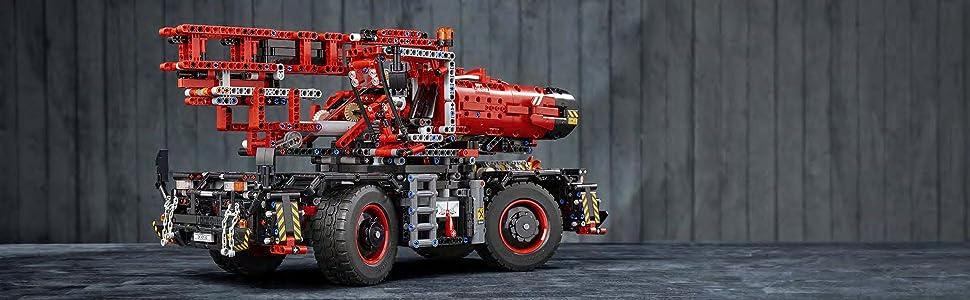 NEU & OVP 42080 Lego Technic Harvester-Forstmaschine sofort lieferbar!