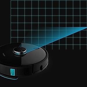 robot aspirador potente