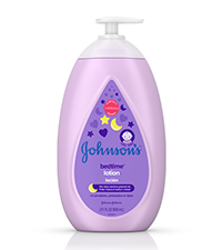 Bedtime Baby Lotion