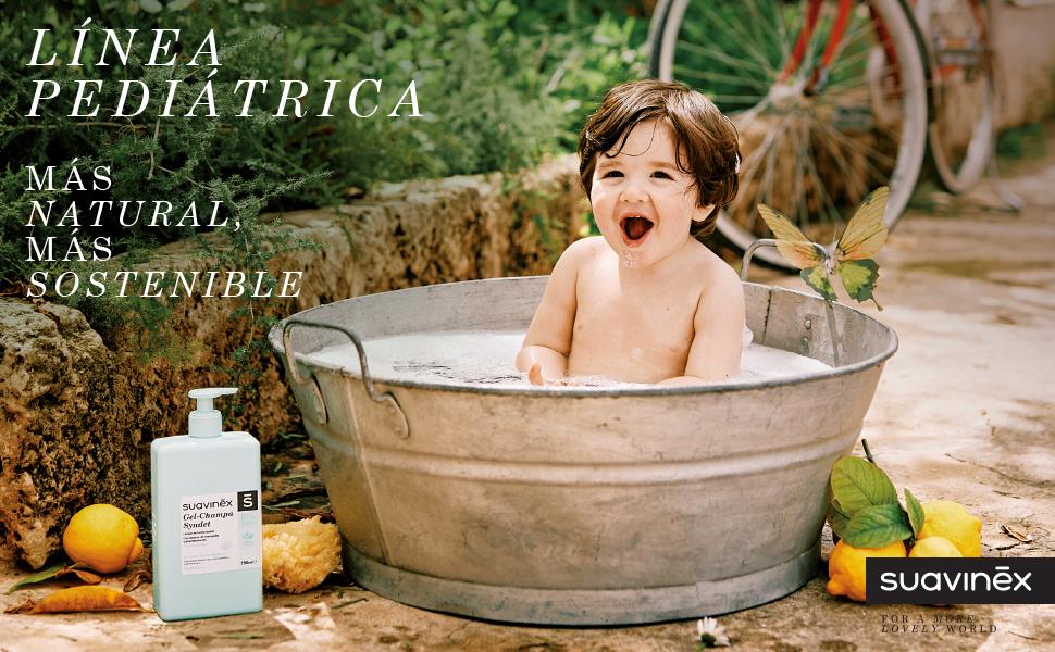 cosmetica pediatrica suavinex
