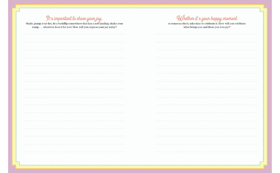 Be Happy: A Journal: Powerful Prompts for Personal Growth and Well-Being