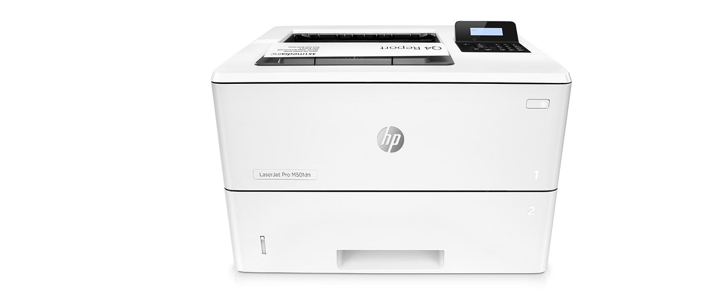 Amazon.com: HP Monochrome LaserJet Pro M501dn impresora con ...