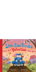 Little Blue Truck's Valentine