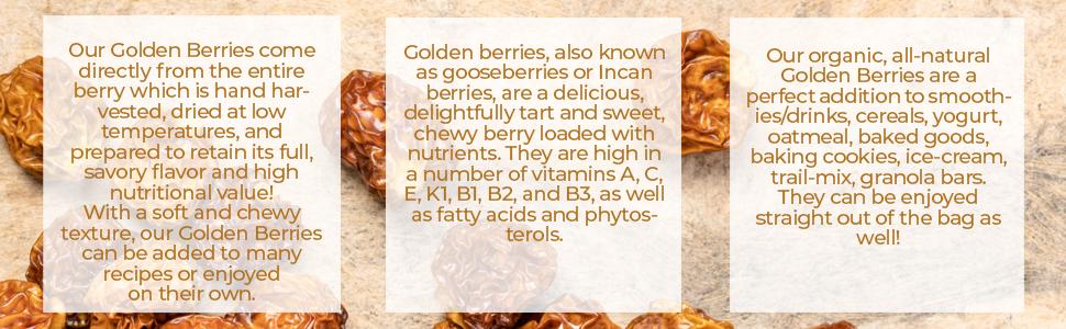golden berries