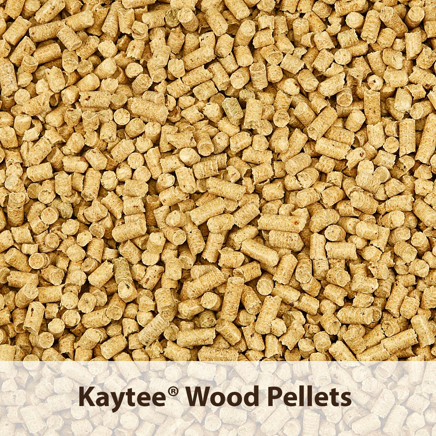 Amazon kaytee wood pellets for pets pound bird