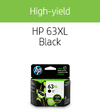 Amazon.com: HP 63XL | Ink Cartridge | Black | F6U64AN ...