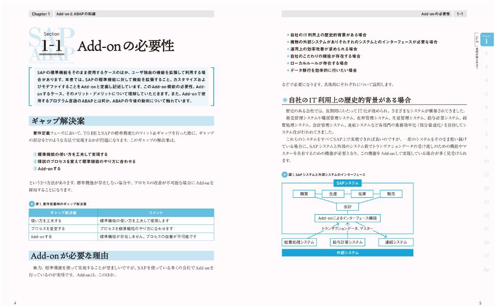 SAP ABAp プログラム 開発 入門 言語 仕様 ツール