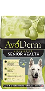 Grain Free Advance Senior Dog Food
