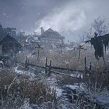Resident Evil Village, Capcom, Survival Horror, Resident Evil, Horror Games