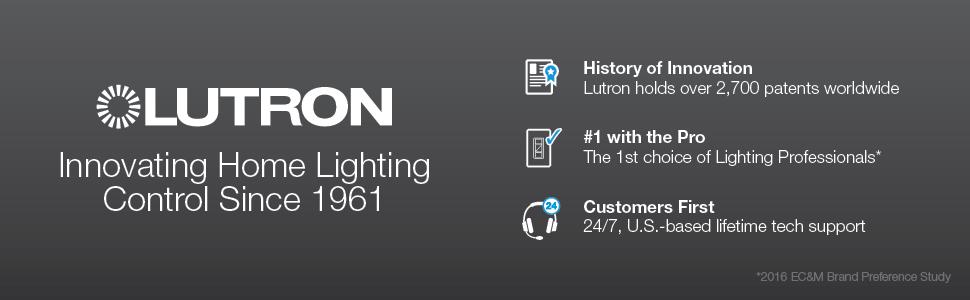 Lutron dimmer switch, LED dimmer switch, LEDs, LED bulb, light control, slide dimmer, Caseta,Skylark