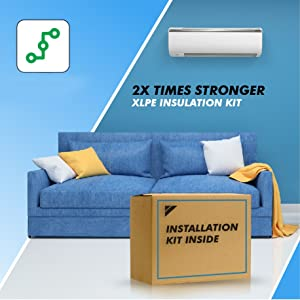 Strong Insulation Kit