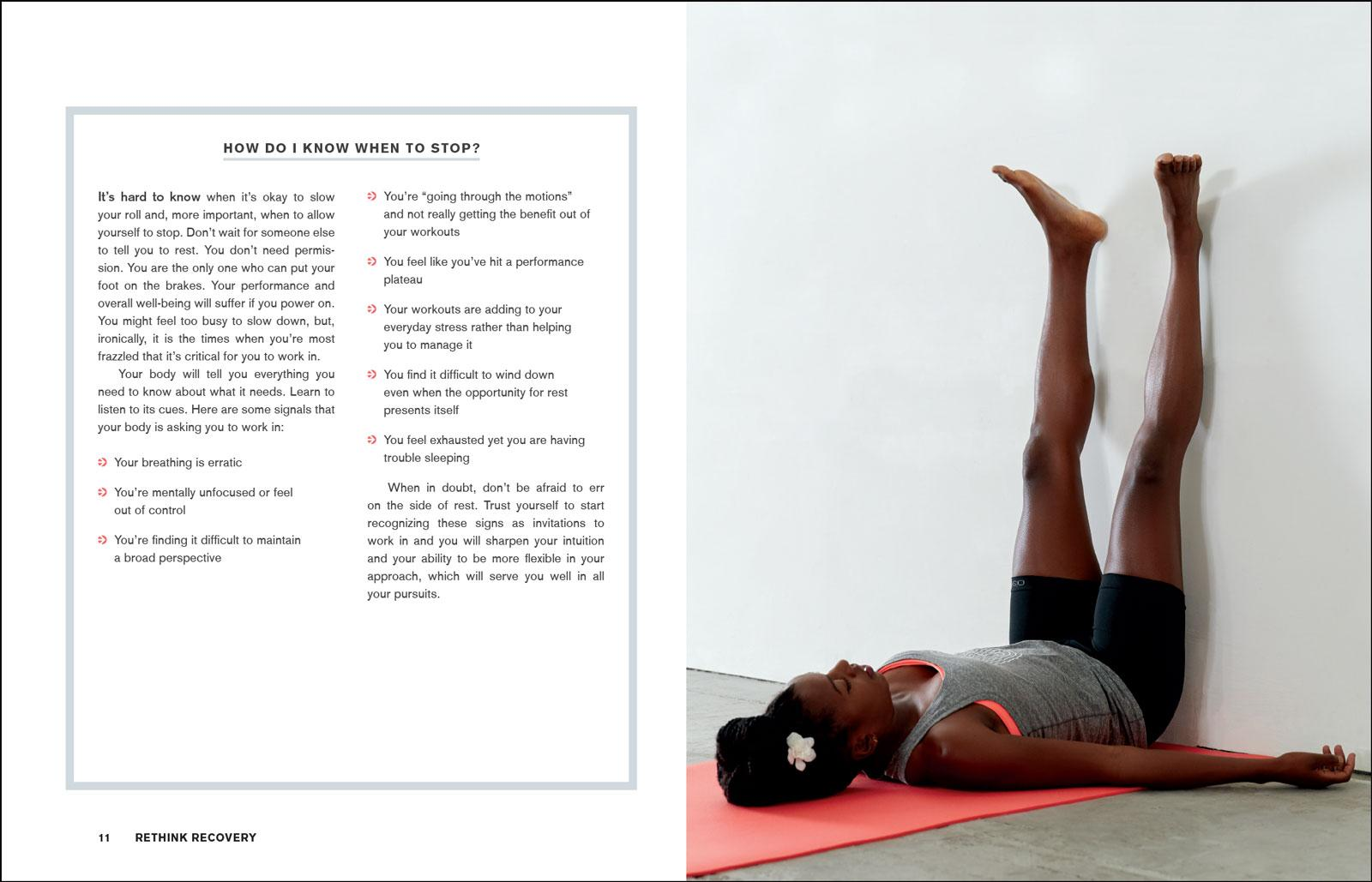 Amazon.com: Work In: The Athletes Plan for Real Recovery ...