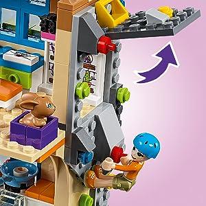 LEGO, Friends, house, toys