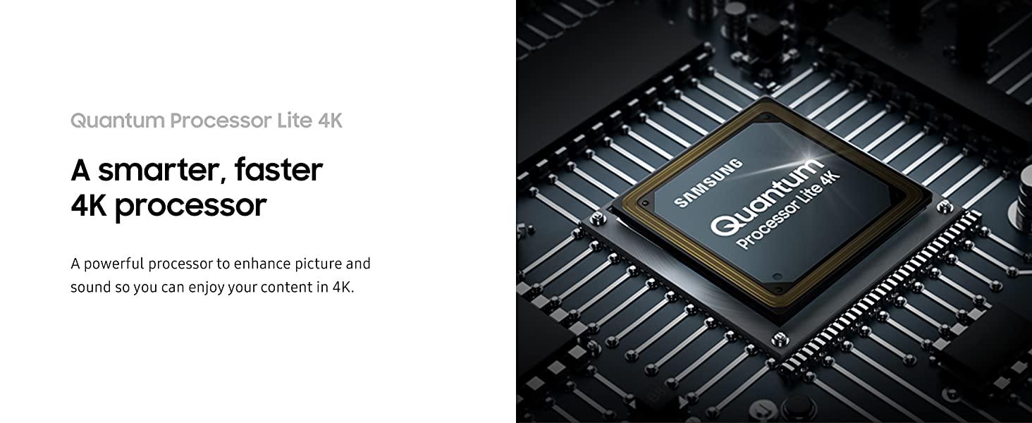 Quantum Processor Lite 4K