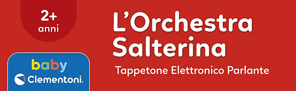 Clementoni orchestra salterina