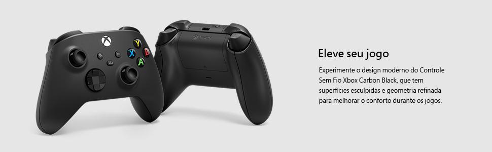xbox series x, xbox, microsoft, controle, controle videogame, videogame, xbox series, carbon black