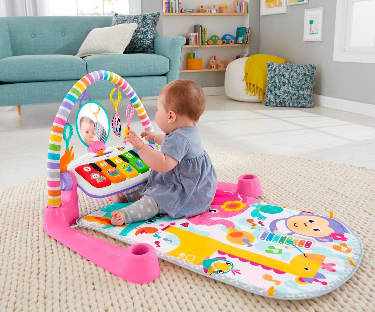 Fisher Price Play Mat   Baby Activity Mat   eBay