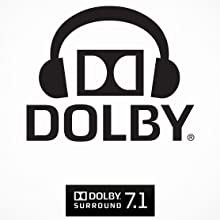 Plug N Play Dolby Surround 7.1 audio technology