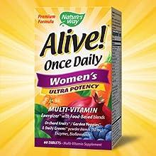 Women's Once Daily Ultra Potency Formula