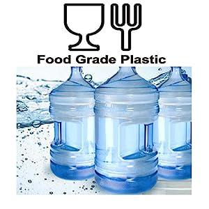 BPA Free 5 Gallon Water Jug Bottle Dispenser Hot Cold