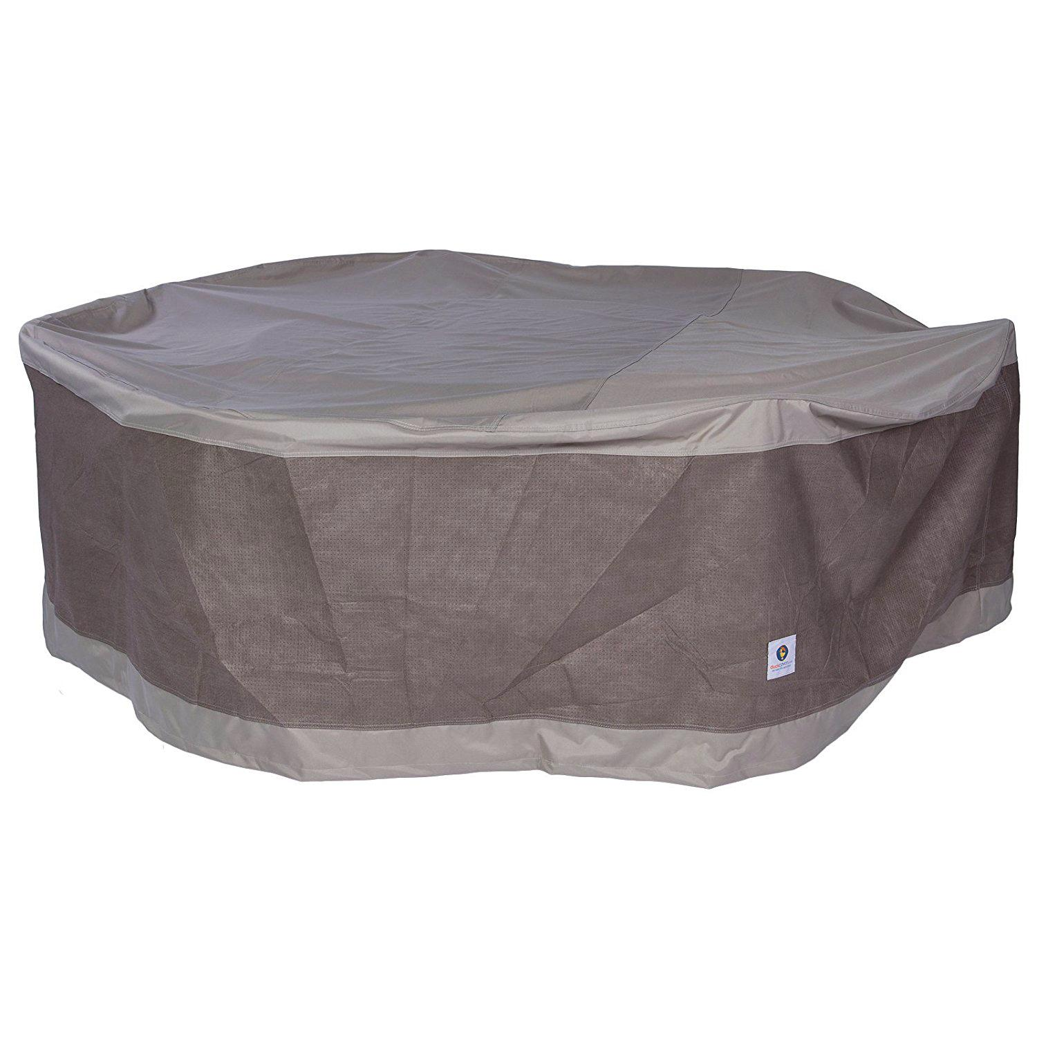 Duck Covers Elegant Patio Chaise Lounge Cover Fits