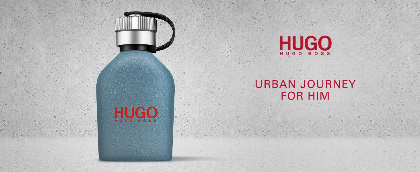 hugo boss journey