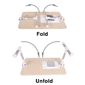 Syntus Adjustable Laptop Desk